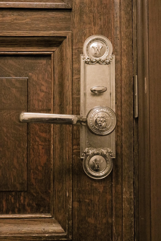 Classic locks refinishing