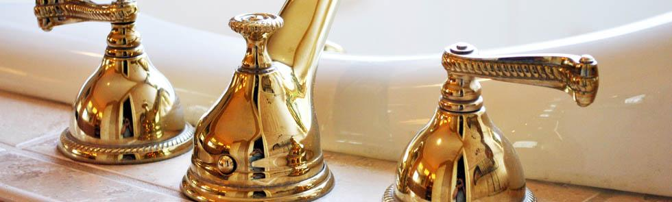 Gold Plating for taps