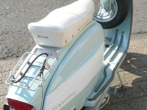 Rechroming for Classic Scooters