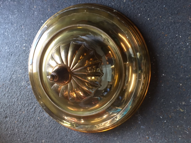 get brass repolished and replated