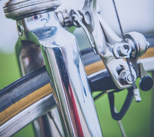 Bicycles – Douglas Chroming
