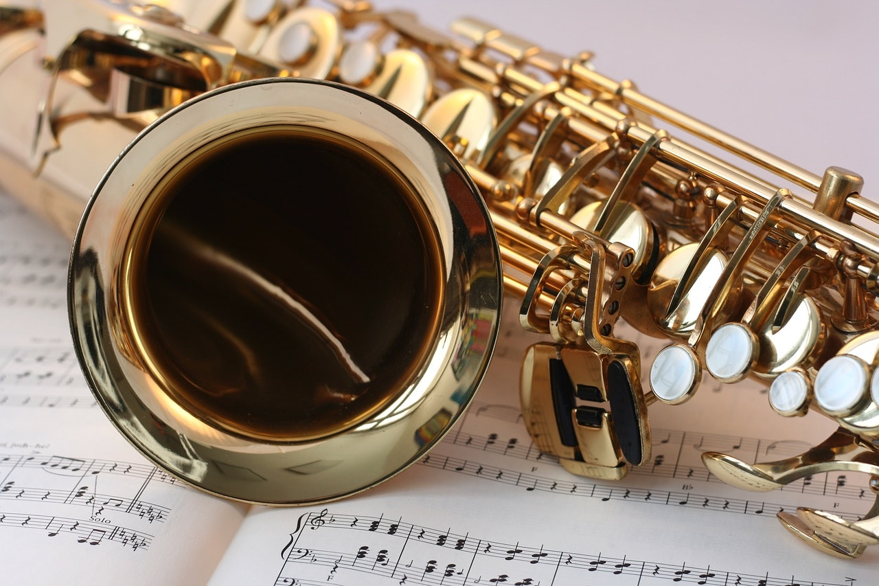 Musical instruments polishing and plating